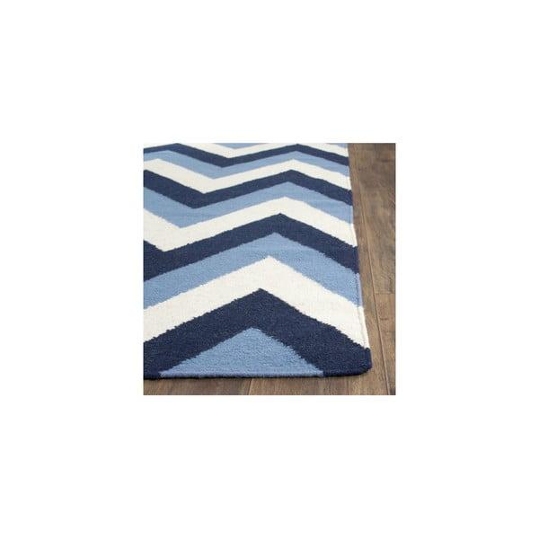 Zig szőnyeg, 152x91 cm - Safavieh