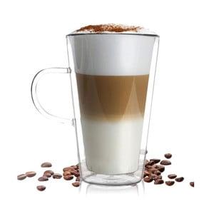 Amo Latte duplafalú pohár, 320ml - Vialli Design
