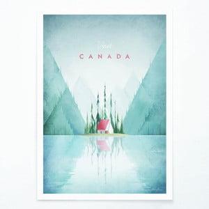 Canada poszter, A3 - Travelposter
