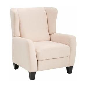 Aladdin krém színű széthúzható fotel - Støraa