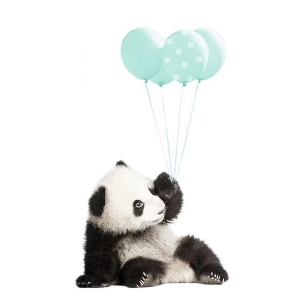 Minty Panda falmatrica, 55 x 92 cm - Dekornik