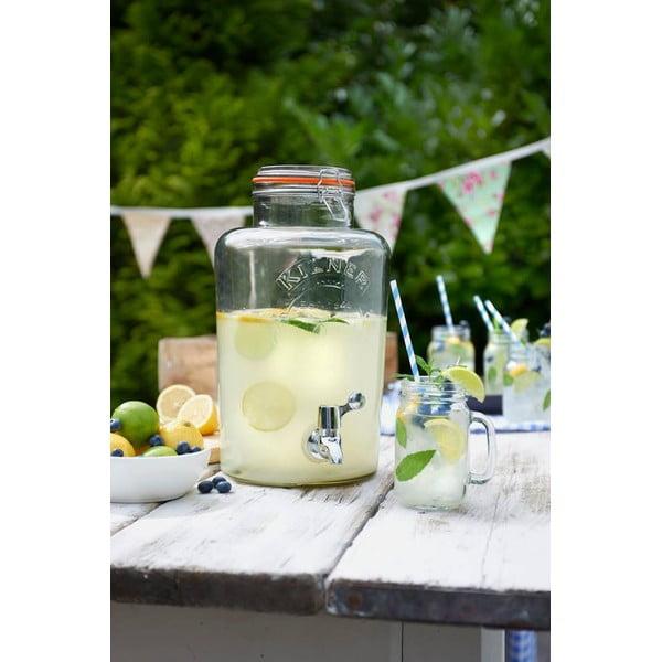 Round olajtartó üveg, 250 ml - Kilner
