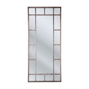 Window Mirror fali tükör, 200 x 90 cm - Kare Design