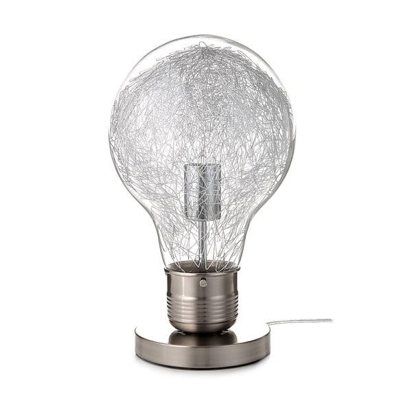 Lampadina izzóformájú asztali lámpa - Tomasucci