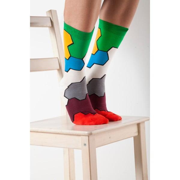 Molecule zokni, méret: 36 – 40 - Ballonet Socks