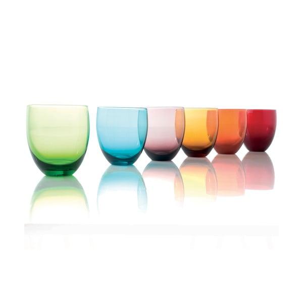 Bocchiere 6 db-os üvegpohár szett