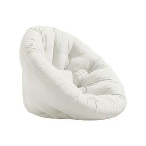 Variabilní křeslo Karup Design Nest Creamy