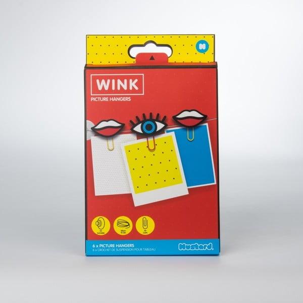 Wink 6 db gémkapocs - Just Mustard