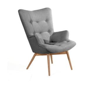Aiko szürke fotel - Max Winzer