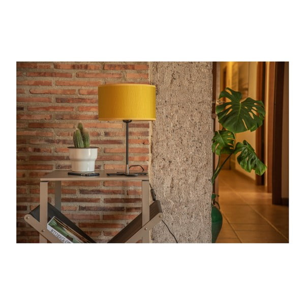 Doce sárga asztali lámpa - Bulb Attack