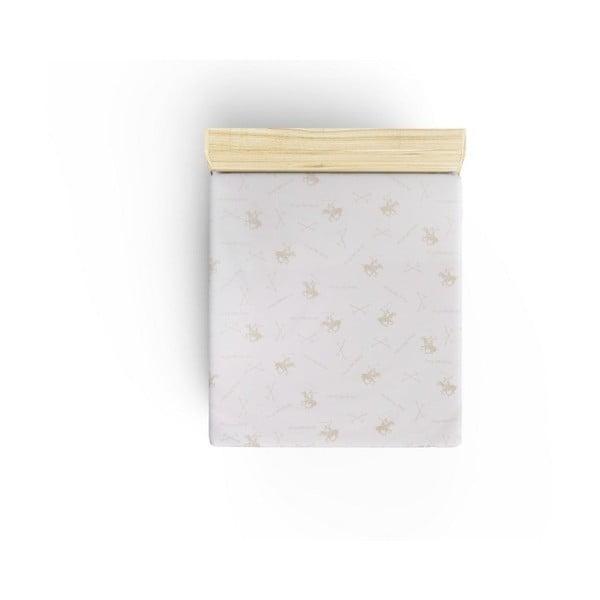 Polo Beige pamut lepedő, 180 x 240 cm