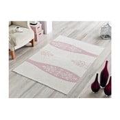 Rose Ornament pamut szőnyeg, 100 x 150 cm