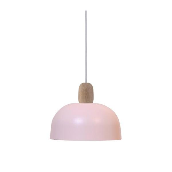Nina rózsaszín függőlámpa - HARTÔ