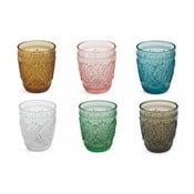 Imperial Bicchieri 6 db-os színes pohárkészlet, 240 ml - Villa d'Este