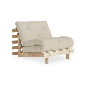 Roots Raw/Beige variálható fotel - Karup Design