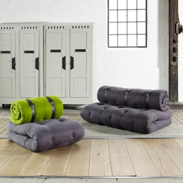 Buckle Up Gray állítható kanapé - Karup