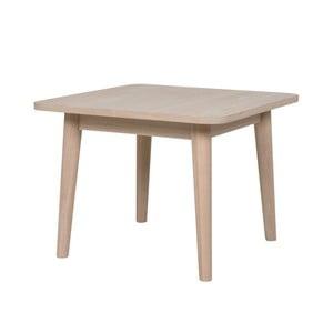 Optima asztalka, tölgyfából - Canett