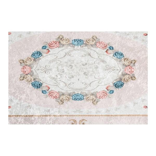 Deri Dijital Maluna Powder bársonyszőnyeg, 80 x 150 cm