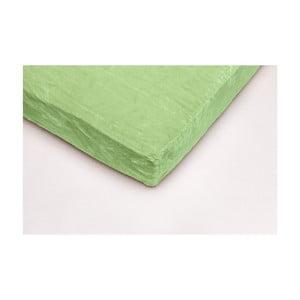 Zöld egyszemélyes mikroplüss lepedő, 90 x 200 cm - My House