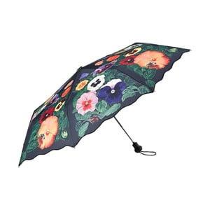 Pansies összecsukható esernyő - Von Lilienfeld