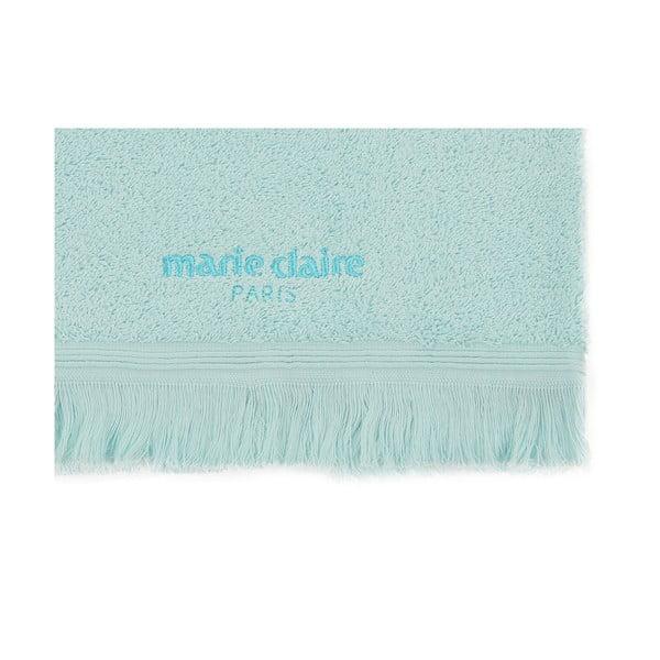 Marie Claire kék kéztörlő