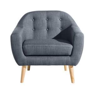 Kelly kék fotel - Max Winzer