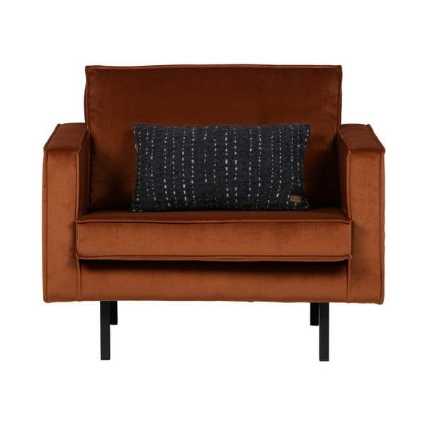 Rodeo narancssárga fotel - BePureHome