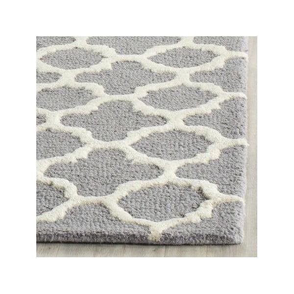 Bessa szürke szőnyeg, 182x121cm - Safavieh