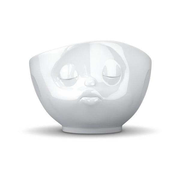 Fehér 'csókos' tálka - 58products