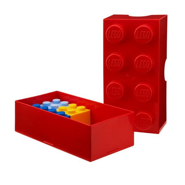 Piros uzsonnásdoboz - LEGO®