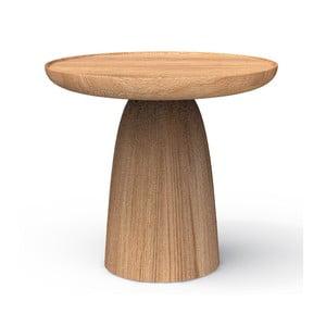Hrib 50 tömör tölgyfa kisasztal - Javorina