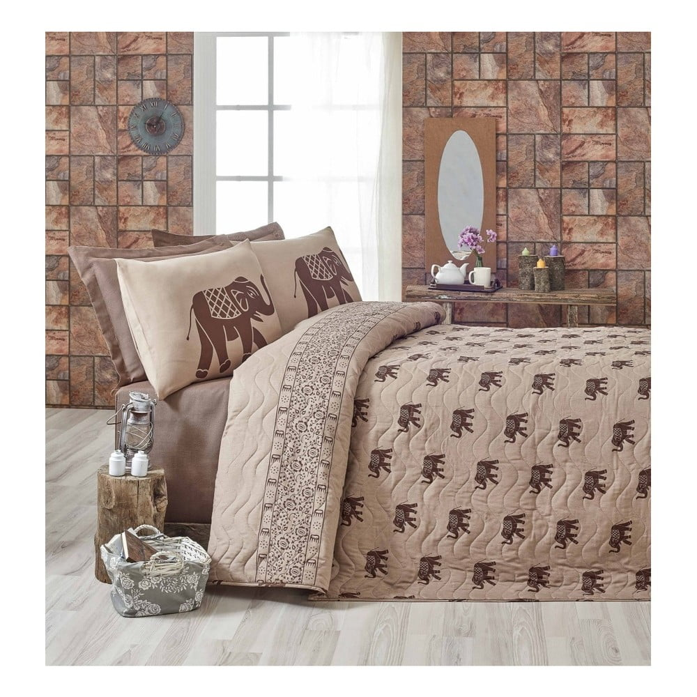 Sugar steppelt kétszemélyes ágytakaró párnahuzattal 5f28832710