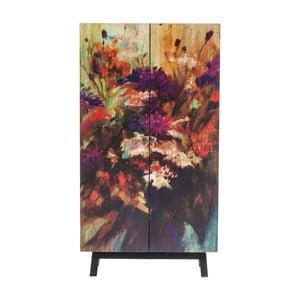 Fleur szekrény, 76 x 140 cm - Kare Design