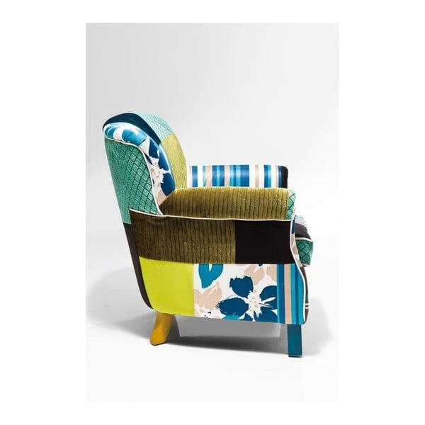 Patchwork Stripes fotel - Kare Design