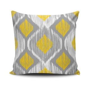 Cushion Love Geo pamutkeverék díszpárna, 45 x 45 cm