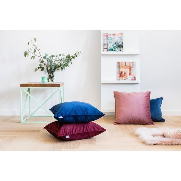 Heard Wood rózsaszín párnahuzat, 50 x 50 cm - WeLoveBeds