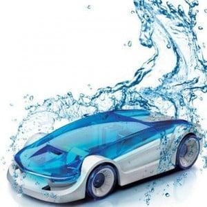 Vízhajtású autó - Gift Republic