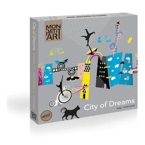 City of Dreams építőjáték - Mon Petit Art