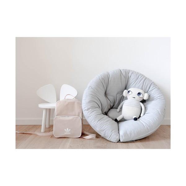 Mini Nido Grey kinyitható gyerekfotel - Karup Design