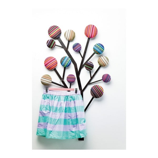 Bubble Tree fali akasztó - Kare Design