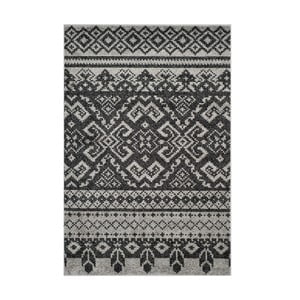 Amina Area fekete szőnyeg, 121 x 182 cm - Safavieh
