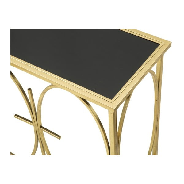 Alesandra konzolasztal vas konstrukcióval - Mauro Ferretti