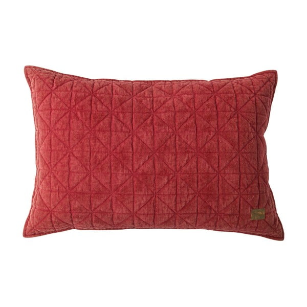 Lines piros díszpárna, 40 x 60 cm - BePureHome