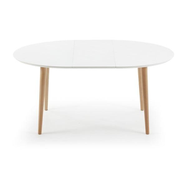 Oakland széthúzható étkezőasztal, hossz 120-200 cm - La Forma