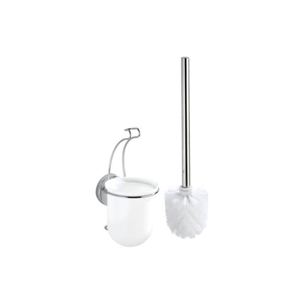 Vacuum-Loc öntapadós WC-kefe tartó, max. 33 kg - Wenko