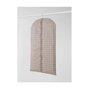 Dots bézs ruhavédő huzat, 100 cm - Compactor