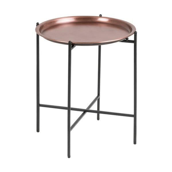 Osborn sárgaréz színű tárolóasztal - Actona