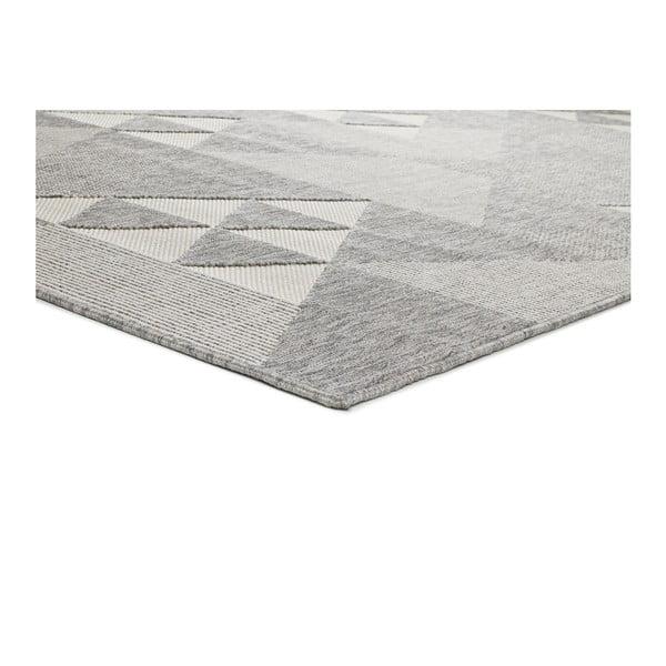 Clhoe világosszürke szőnyeg, 160x230 cm - Universal