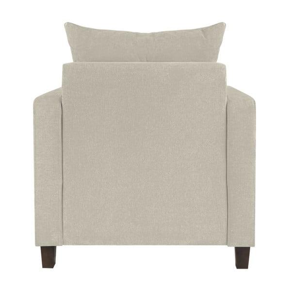 Lorenzo krémszínű fotel - Melart