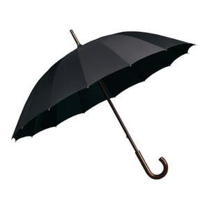 Elegance fekete botesernyő, ⌀ 102 cm - Ambiance